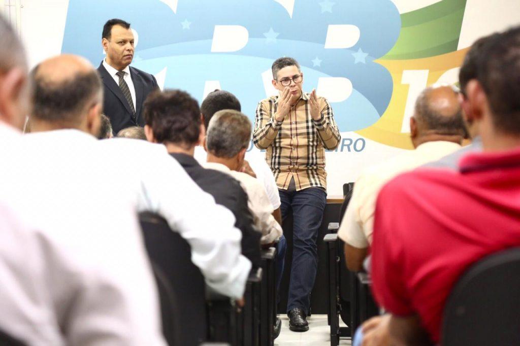 O presidente Marcos de Alcântara reforçou a importância de defender os pensamentos e a ideologia republicana
