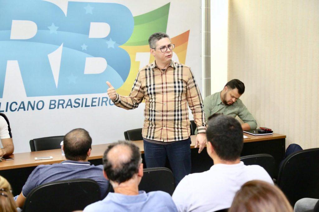 Convergência em torno da identidade do partido foram um dos temas citados pelo presidente do PRB Capital SP